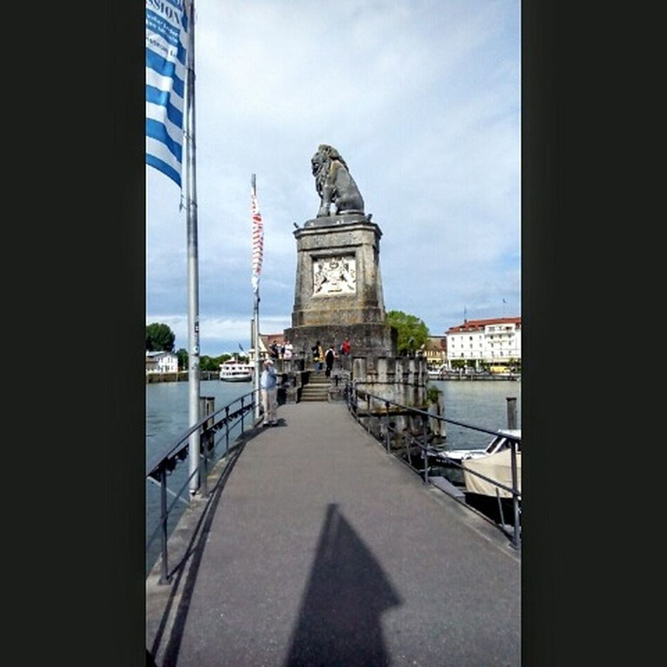 Sunlight Memorys  Meer Photography Fresh Outdoor No People Day Denkmal Lindau Bodensee Ich Liebe Dich !