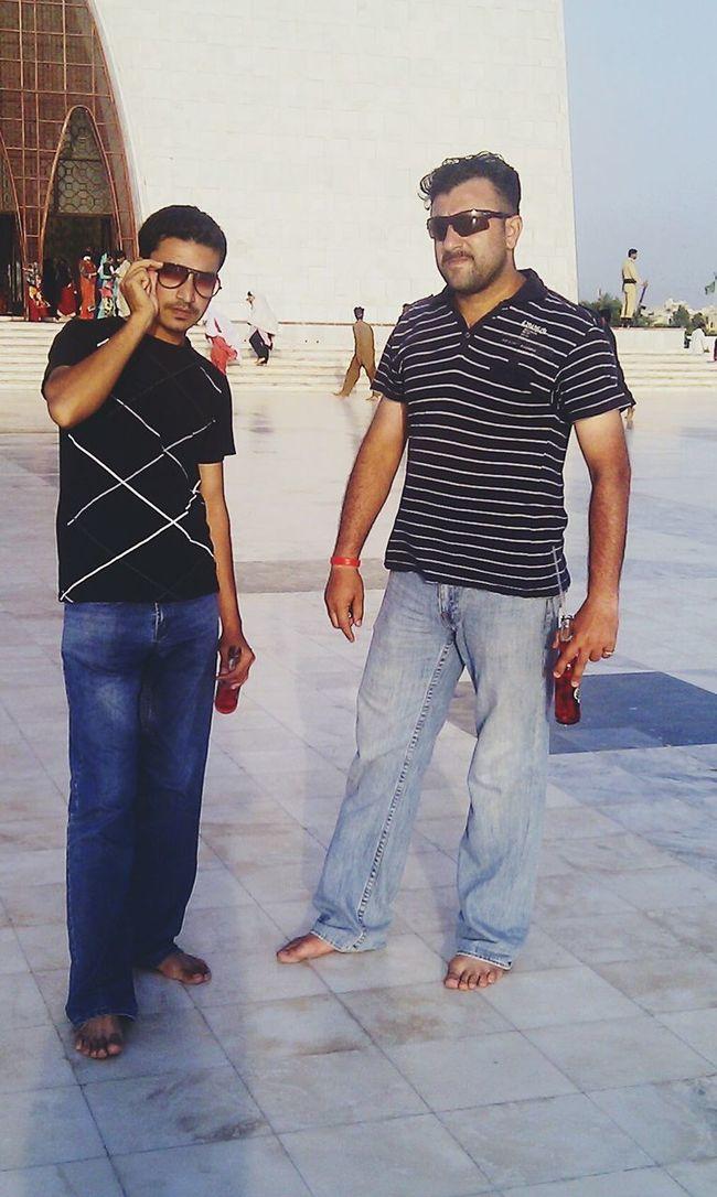 Karachi Mazar-e-Quaid Friendship Forever