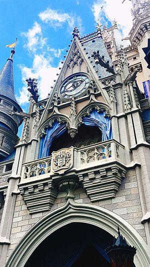 Disney world Sky Cloud - Sky Castle Disney World Florida Orlando Kid Zone Love