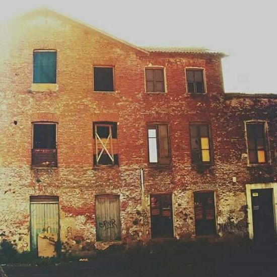Building Urbanphotography Buenosaires Check This Out Argentina Old Factory Taking Photos Barracas Riverside