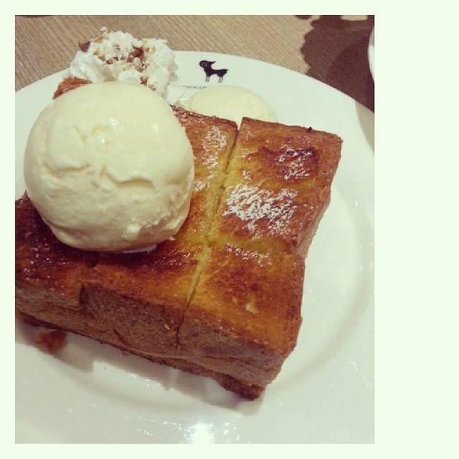 Shibuya Honey Toast Afteryou Dessert Signaturemenu