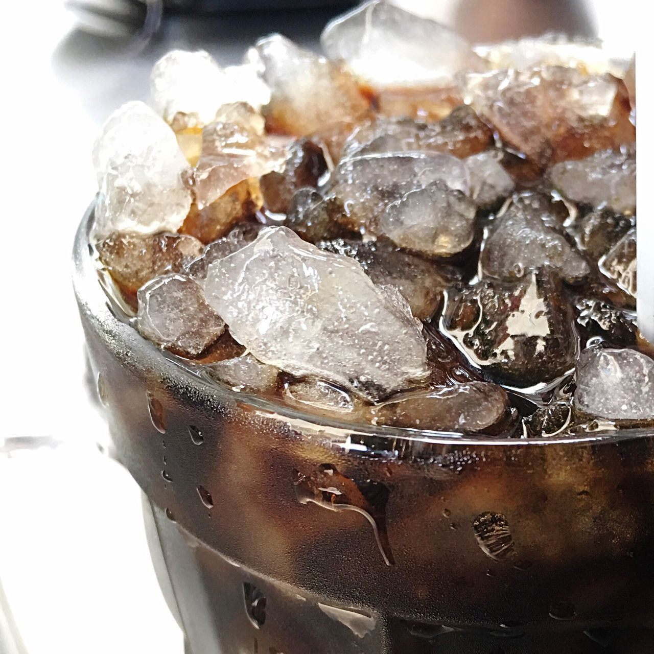 Ice Coffee Coffee Drink Ice Cube Ice Food And Drink Cold Temperature Refreshment Close-up Freshness Drinking Glass No People Indoors  Day Drinking Drinking Coffee Coffee Time Coffee Cup Coffee Break Ice Ice Rink