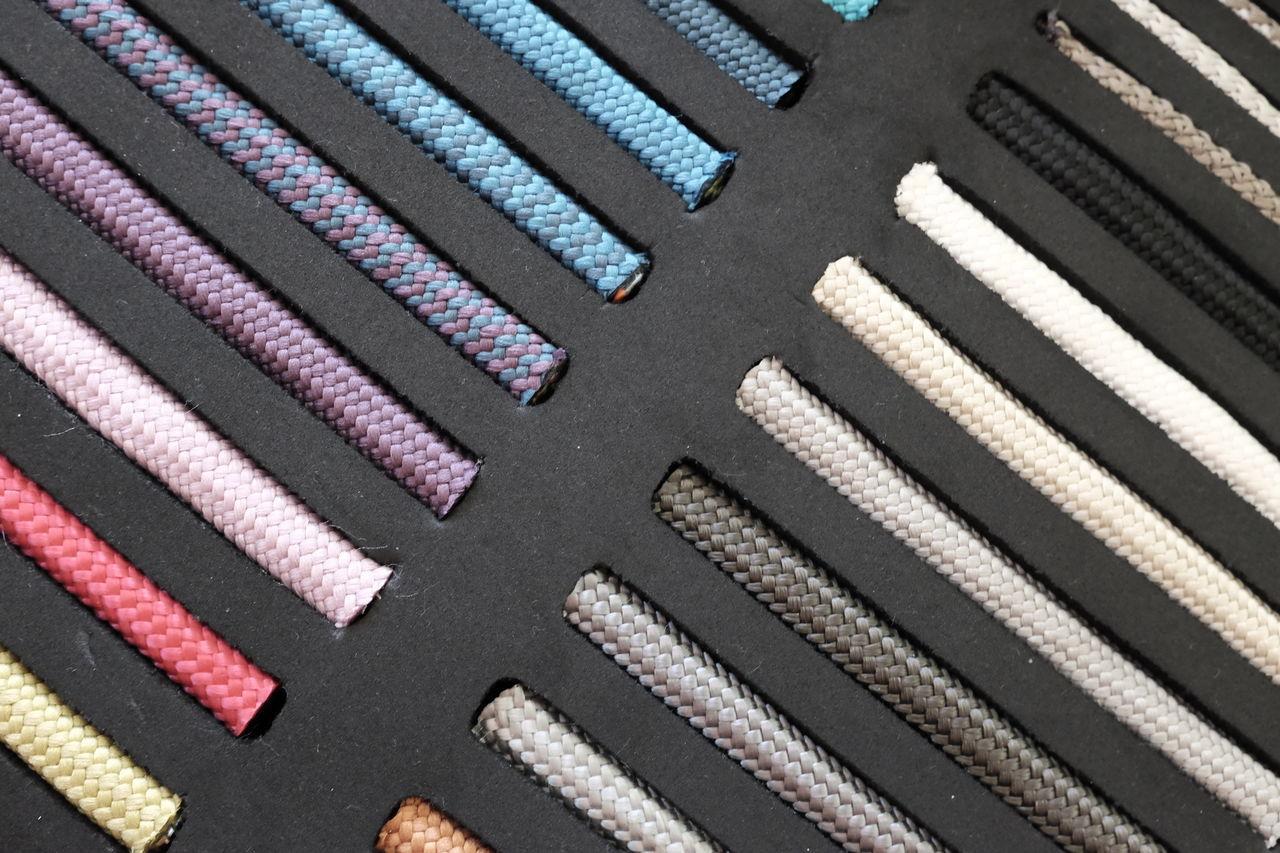 Curtains Decorative Multicolor Multicolored Ropes Set Textile