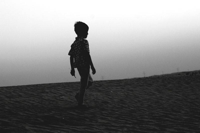 Black And White Lone Ranger Kid Silhouette Lovely Shadow Photography Shades Of Grey Showcase March The KIOMI Collection