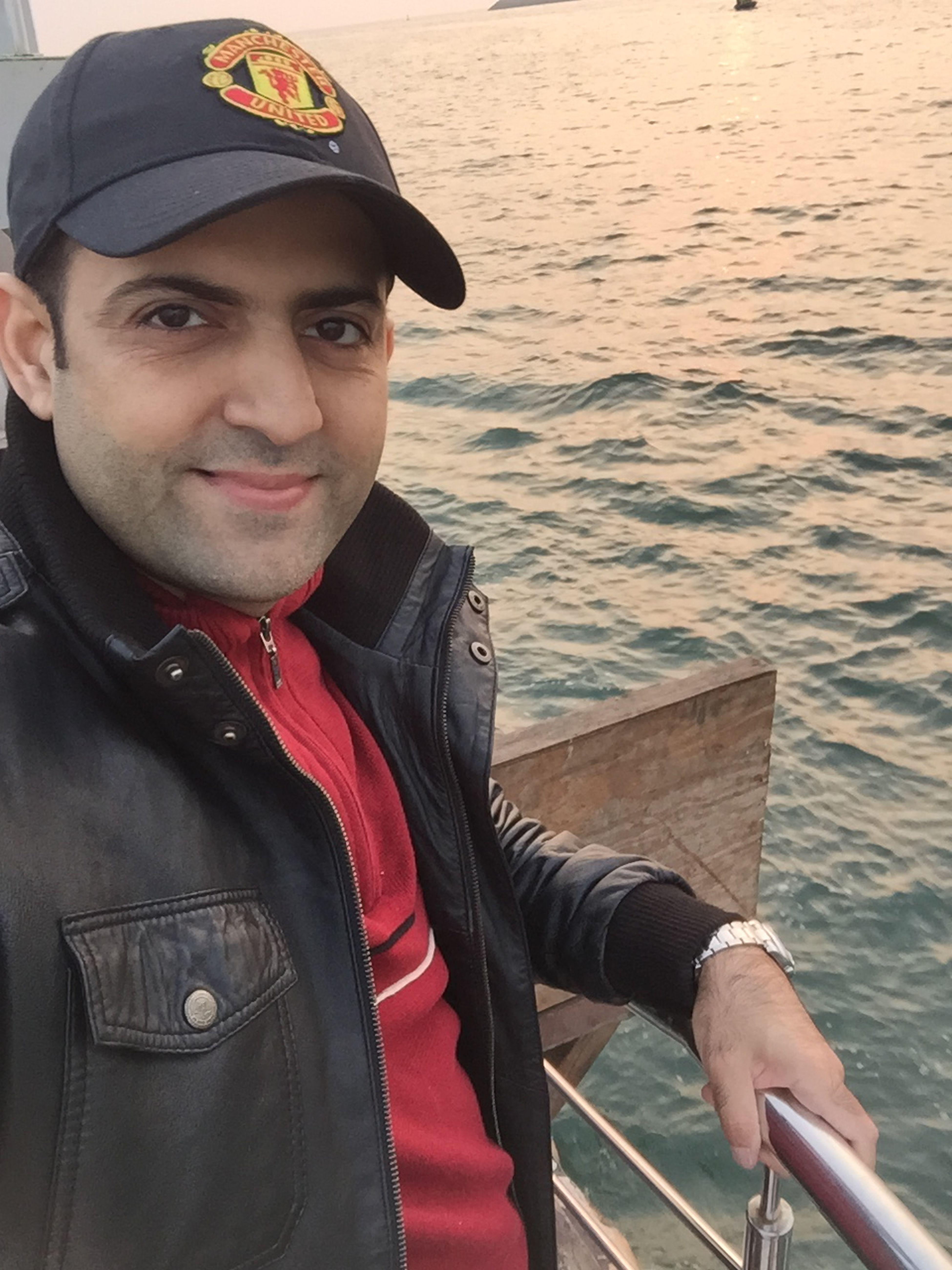 It's Me 😊 Selfie ✌ Sea Breeze Smiling