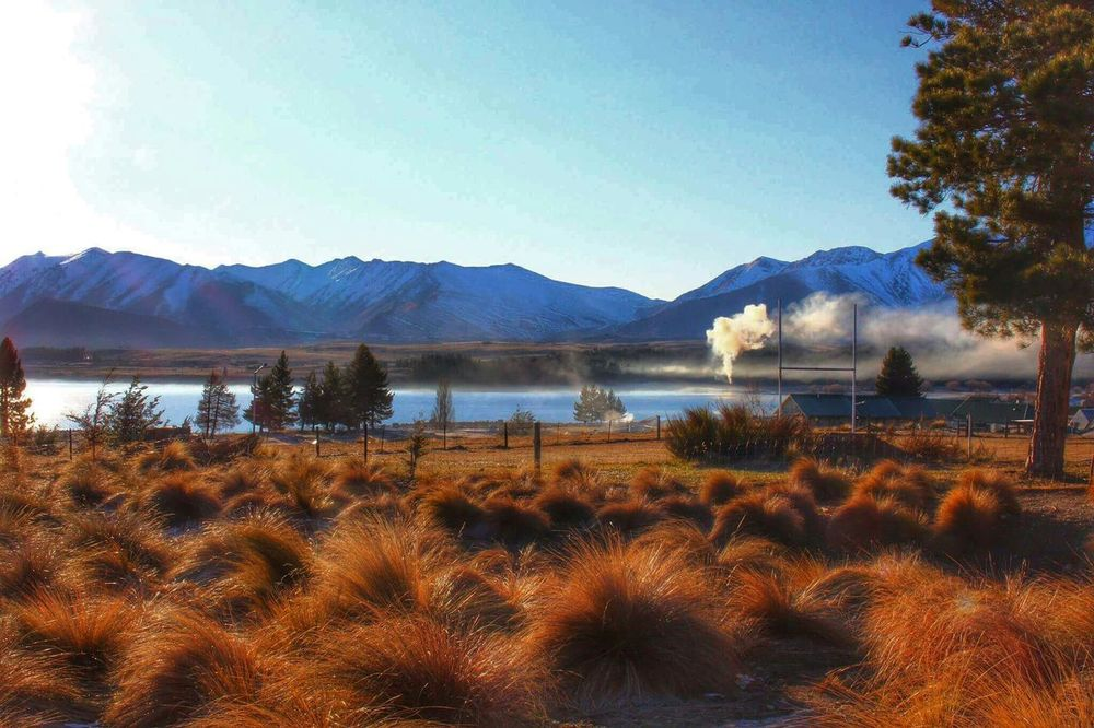 Protecting Where We Play New Zealand Lake View Laketekapo MiddleEarth Vacation Winter Travel Nature Nature_collection