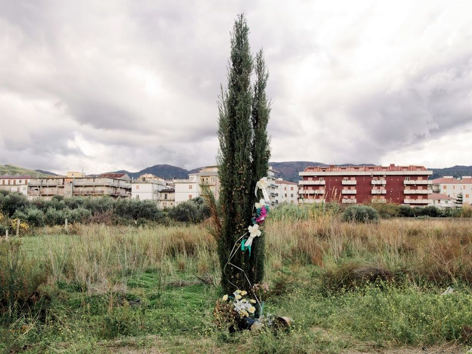 Badolato Cloud Cloud - Sky Cloudy Grass Landscape No People Outdoors Sky The Changing City Tree Voyage Photographic Memory