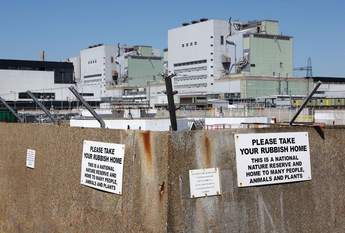 Crisis Dangerous Dungeness Energy Environment Nuclear Power Station Nuclear Reactor Portrait Redundant The Answer Warning
