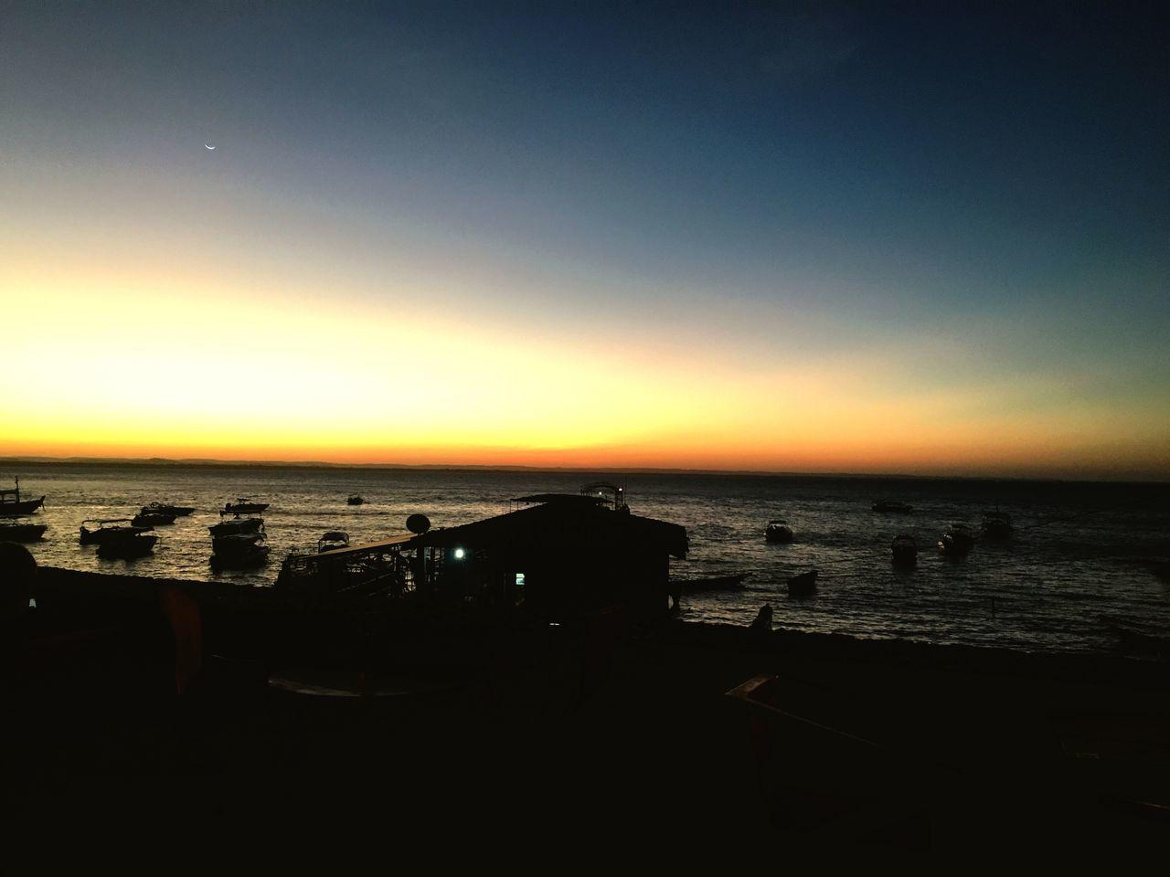 Essence Of Summer Sunset VSCO Vscogood Vscocam Bahia