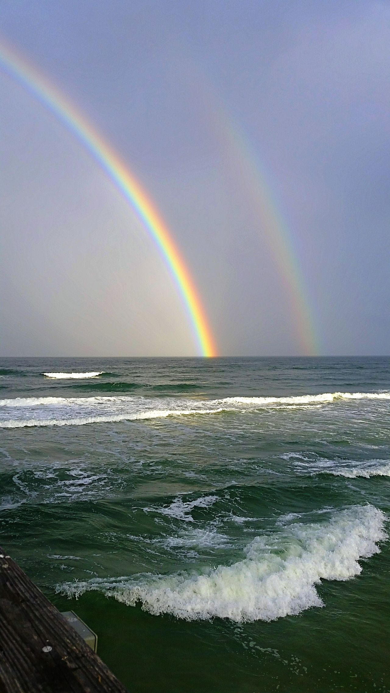 Doublerainbow Amazing Breathtaking Rainbow🌈 Beautiful ♥ Bright Colors WOW Ilovefl