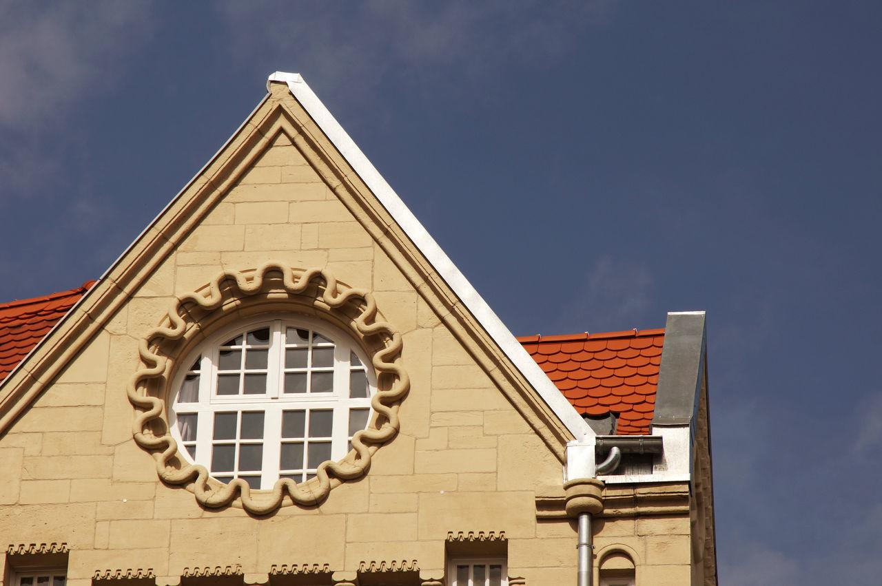 A window of an art nouveau building Architectural Feature Architecture Art Nouveau Architecture Art Nouveau Buildings Art Nouveau Style Historical Building History Old Buildings Window