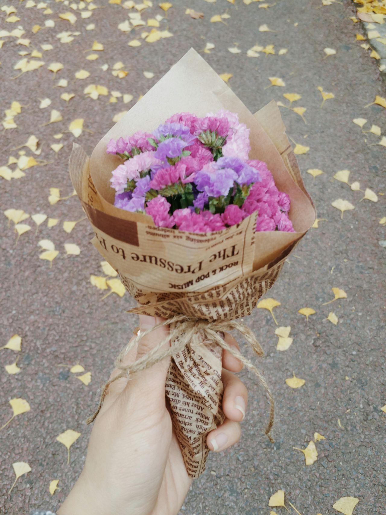 Hello Flower Happy :) Statis