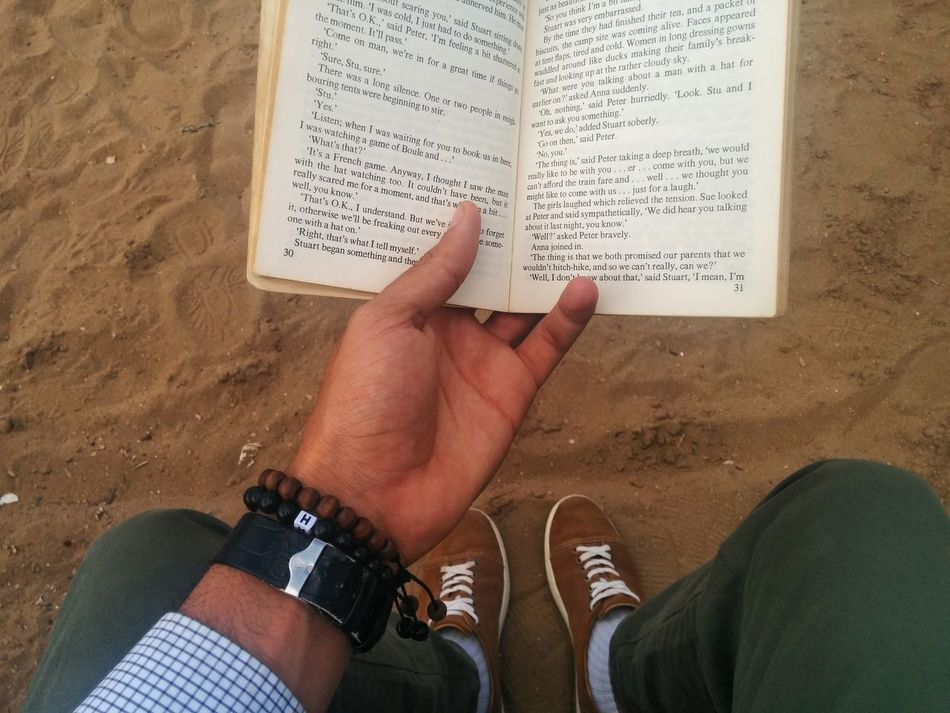 Human Body Part Human Leg Beach High Angle View Sand Human Hand Adult People Low Section Two People Book Only Men Day Adults Only Bracelet ❤️ Braceletsformen