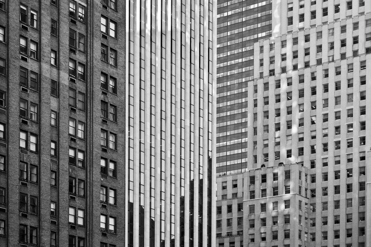 Beautiful stock photos of skyscrapers, Architecture, Building, Building Exterior, Built Structure