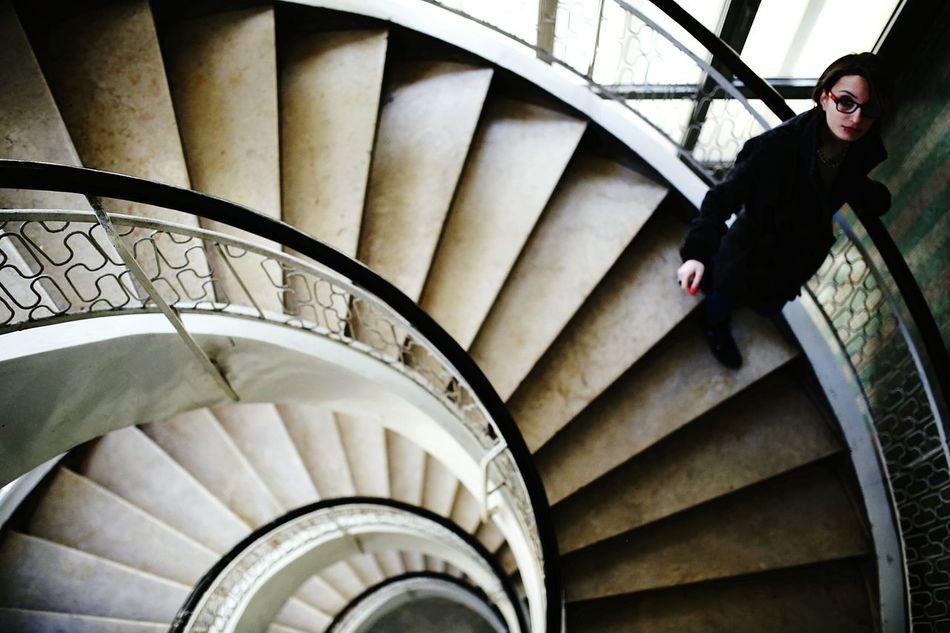Stairs Streetphotography Turkish Hi!