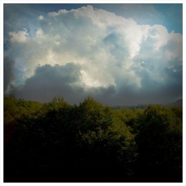 Onda anomala Bigsky Bignature Nature Abruzzo Cielo Natura Wave SkyWave