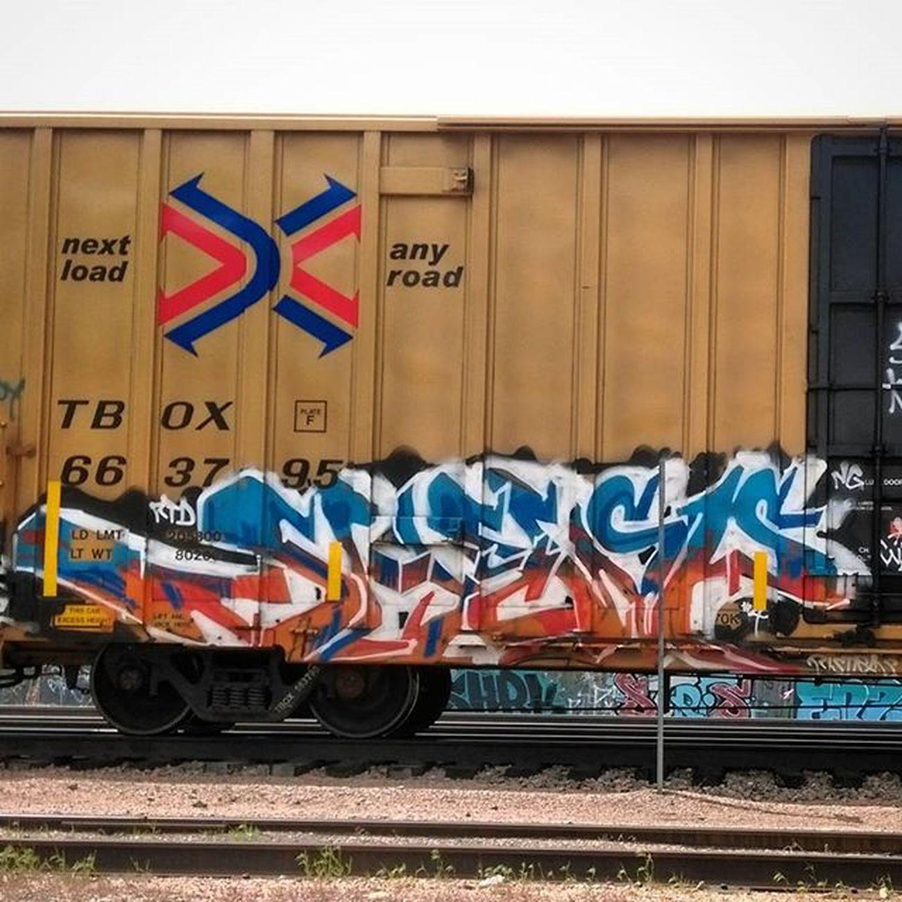 Trains Train Trainswithgraffiti Benched Benching Fr8 Fr8Heaven Freighttraingraffiti Shewp RTD