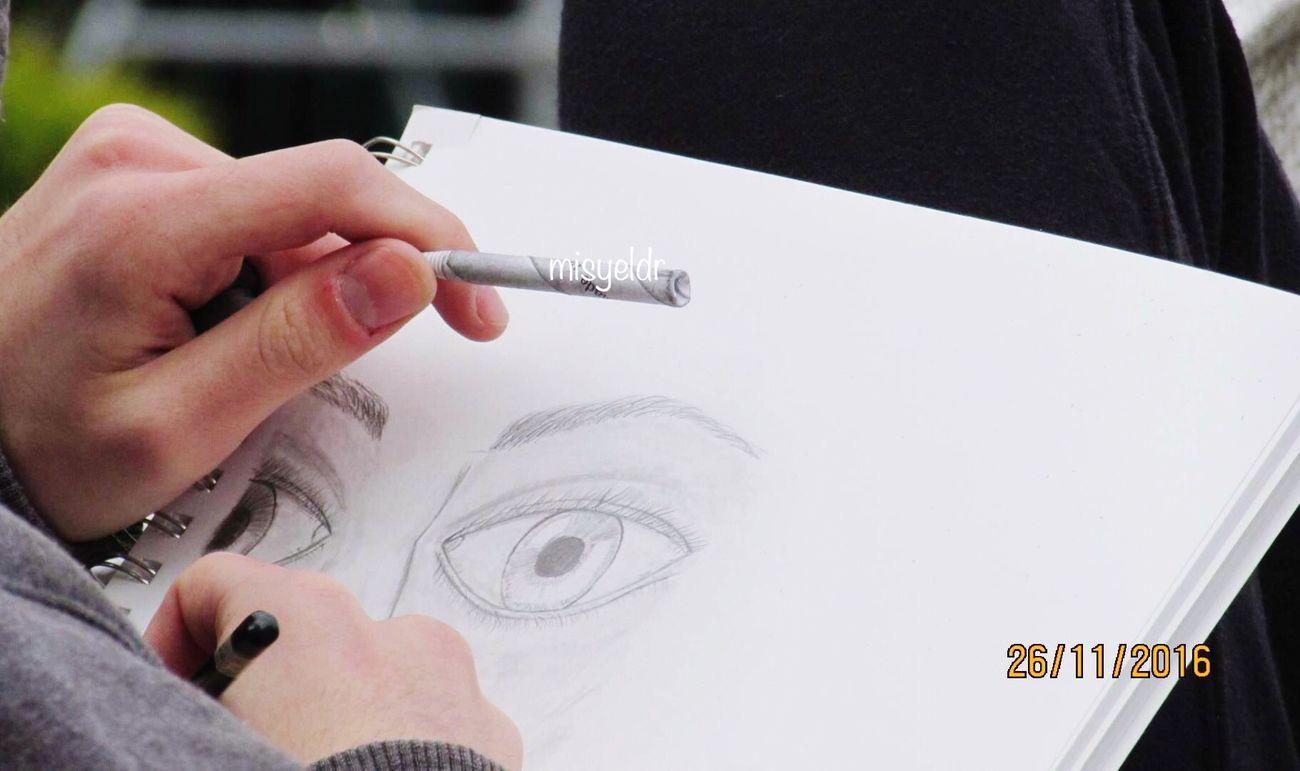 Sketch Sketchbook Human Hand Artist's Hands People ArtWork