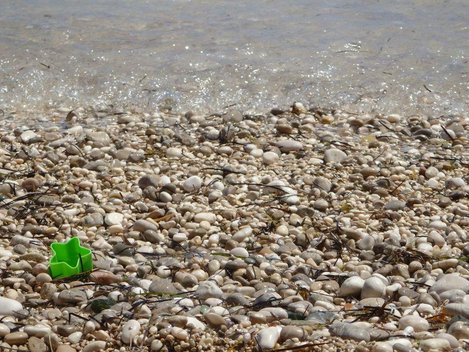 Beach Green Toy Stones Seaside Sea Water Water Toys Játék Strand Pattern Pieces