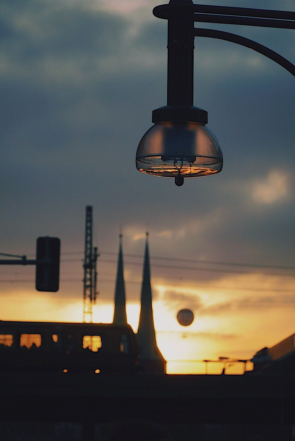 Sky Sunset Illuminated Lighting Equipment No People City Close-up Nature Outdoors Architecture Day berlin