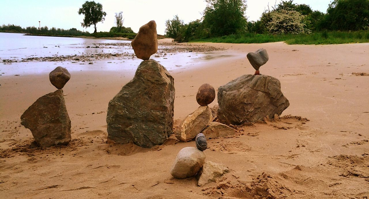 My Hobby Rockbalancing Changing Landscapes My Artwork