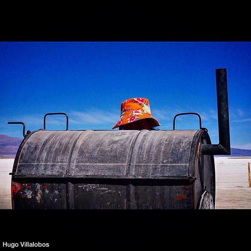 Arg Jujuy Salinasgrandes Vendedora de pan en el gran salar de 12 mil has.,a 3450 metros sobre el nivel del mar. Photodocumentary