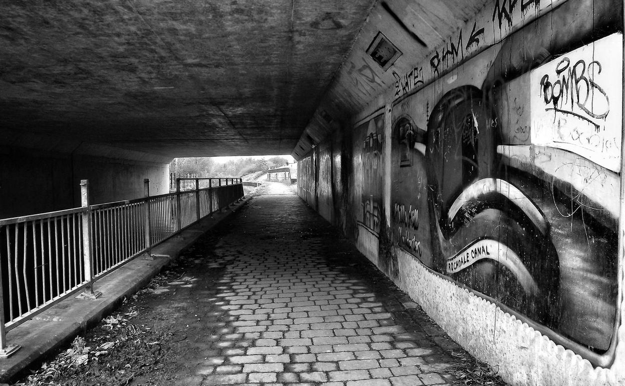 This tunnel is a long the oldham way canal between Hollywood and Failsworth Architecture No People Monochrome Photography Built Structure Malephotographerofthemonth Creative Light And Shadow EyeEm Masterclass Outdoors Architecture Photography Architecture Details Architecture Canals And Waterways Canal Tunnel UK Canals Art Photography Urban Photography Black And White Photography Black And White Collection  Black And White Portrait Urban Art Tunnel Series
