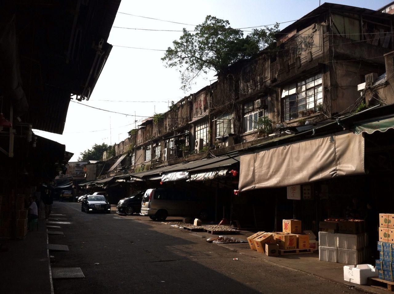 Old Buildings Of Hong Kong EyeEm Diversity