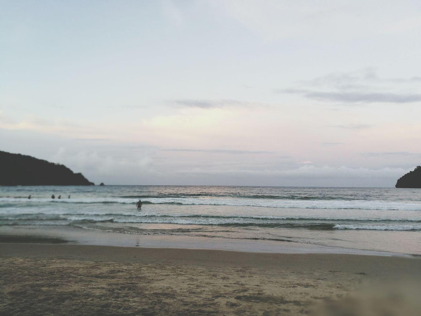 Beach Maracas