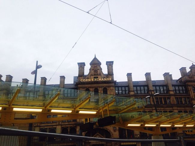 Magnificent Manchester Old meets new