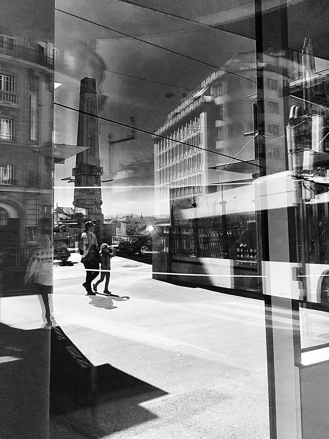 City Built Structure Reflection Street Walking Outdoors Day Stonegraphix People Black And White Bianco E Nero Black & White Blanc Et Noir Agitation Stress Building Exterior Right And Left Light And Shadow Luminosity Transportation Architecture EyeEmNewHere Art Is Everywhere Break The Mold Art Is Everywhere The Street Photographer The Street Photographer - 2017 EyeEm Awards Live For The Story