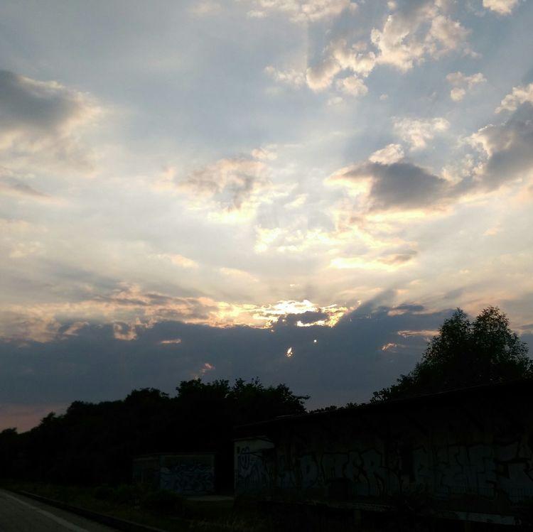 Skyporn Clouds And Sky hidden Sunshine