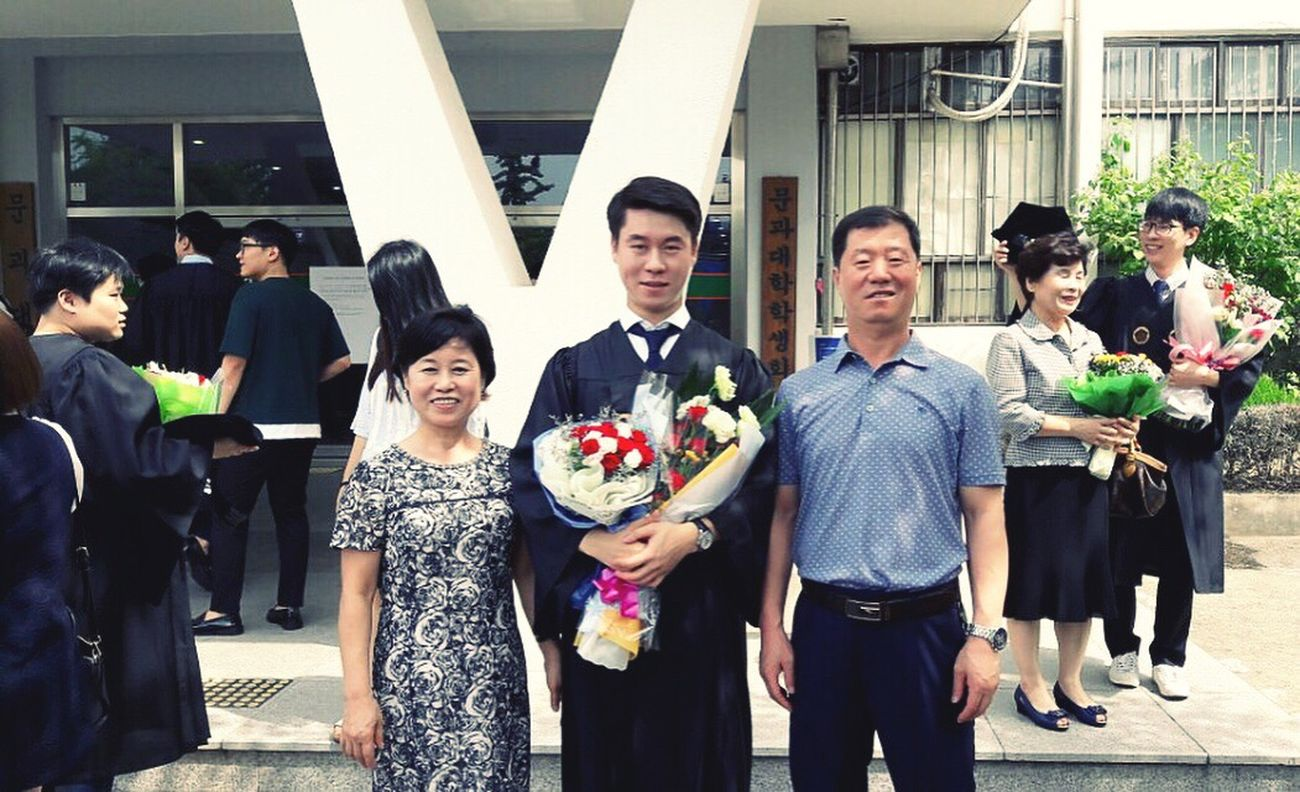 Looking At Camera Graduationday Family 2016 Kidult First Eyeem Photo