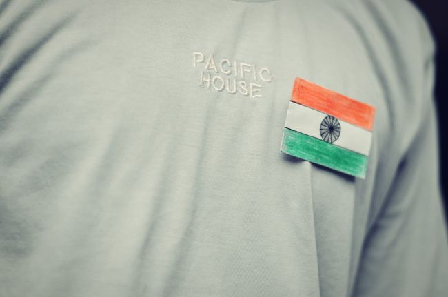 Independence Day special! School Friend Pacific_house 69th Feel The Journey Fine Art Photography