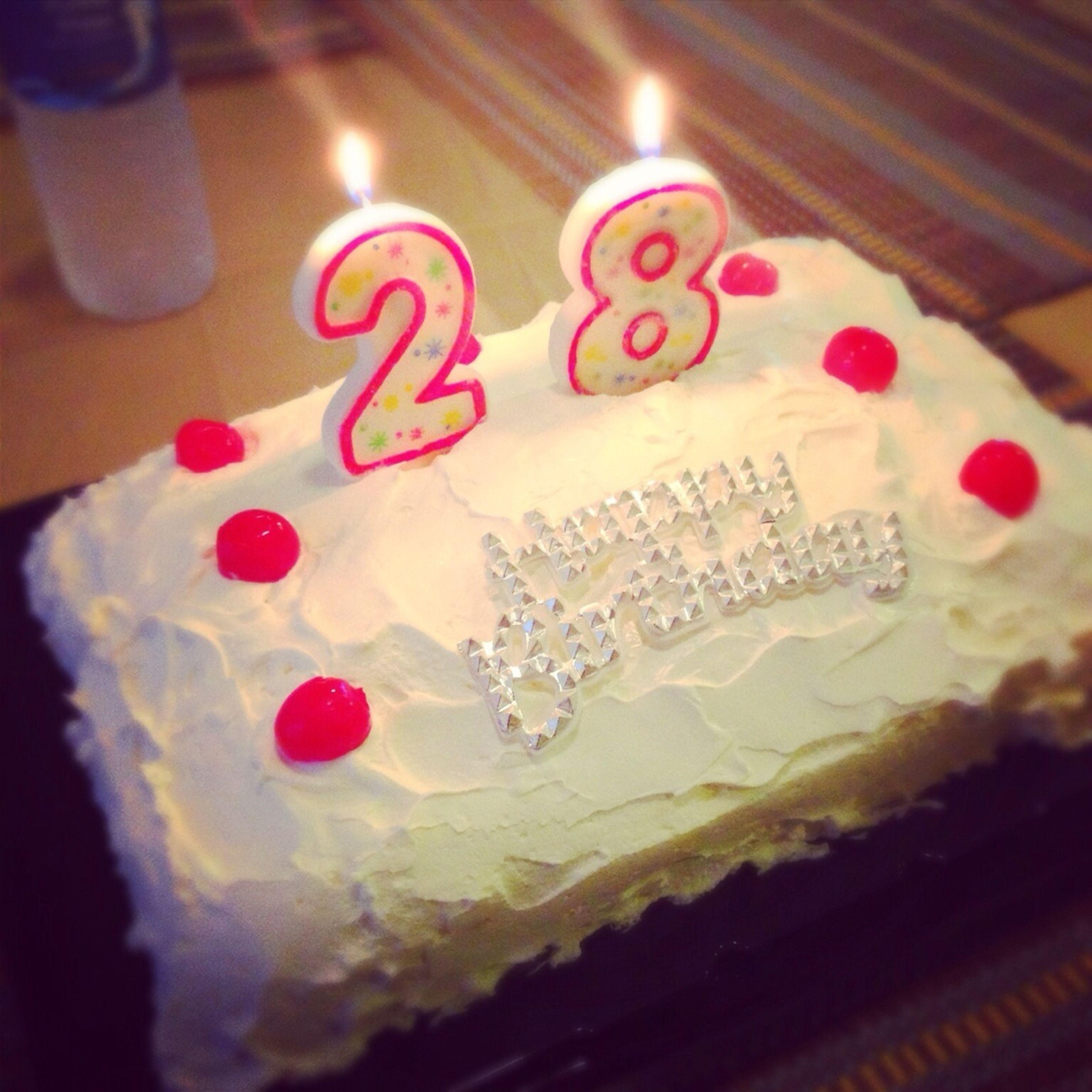 Happy Birthday to me!!! :)