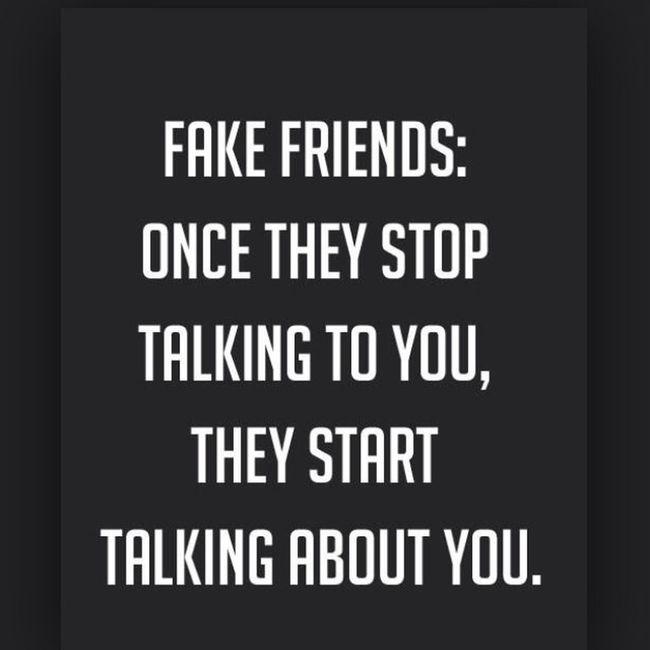 True ❤️  Fake Friends