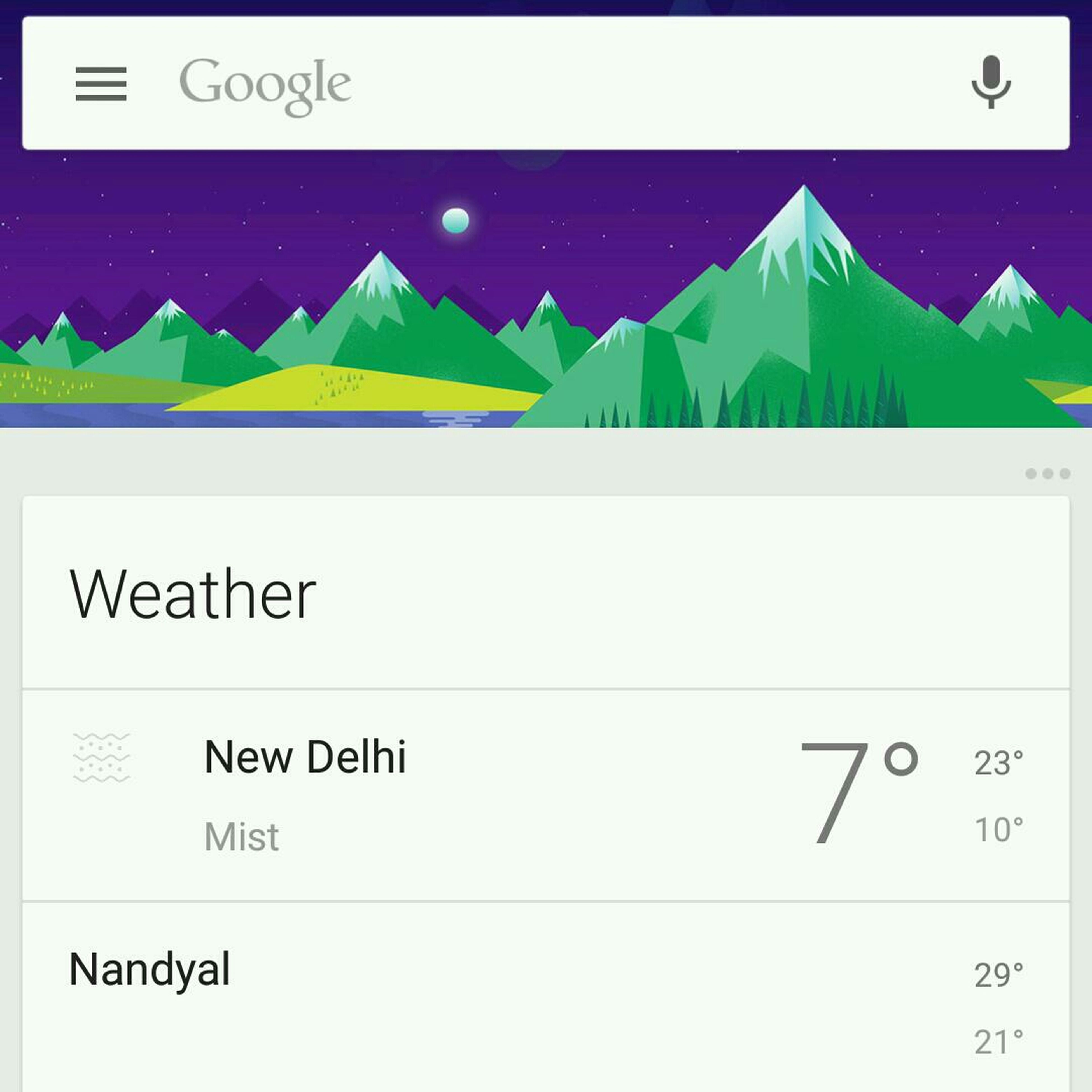 It's freaking cold...!!