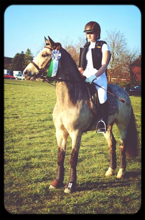 Horse Enjoying Life Riding My Horse 2nd