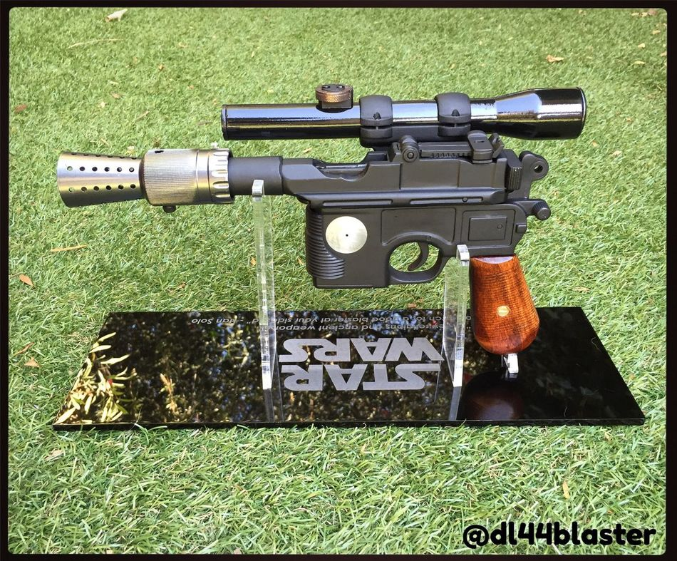 First Eyeem Photo Theempirestrikesback Starwars Anewhope Dl44blaster Hansolo TheForceAwakens Chewie Thefirstorder Bb8 Dl44