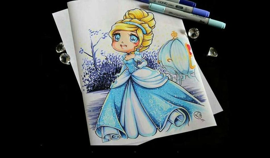 Cinderella.... Do you like ¿¿😍 First Eyeem Photo
