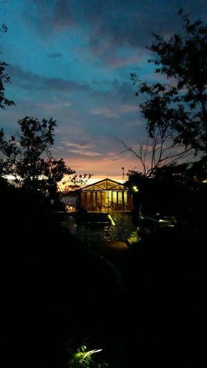 EyeEm Selects Bangladesh Sky Illuminated Sunset Night Cloud - Sky Outdoors Tree BeautifulBANGLADESH No People Sairu Hill Resort Banderban Chittagong Hill Tracts Darkness And Light Nature No Edits No Filters Phone Photography
