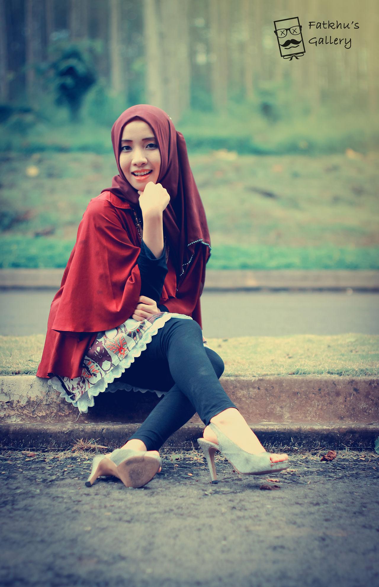 Modeling Fashion&love&beauty Fashion Hijabfashion First Eyeem Photo