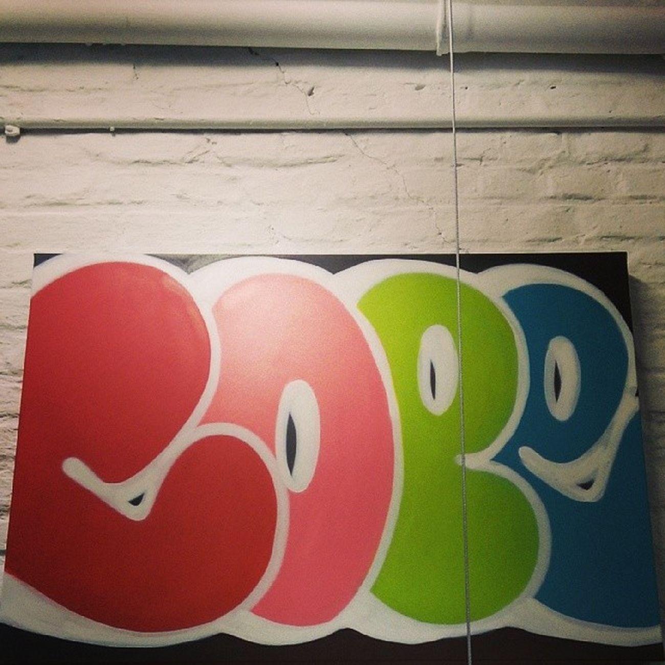 Cope2 Cope Cologne Showroom of love wemoto graffiti oldschool hero
