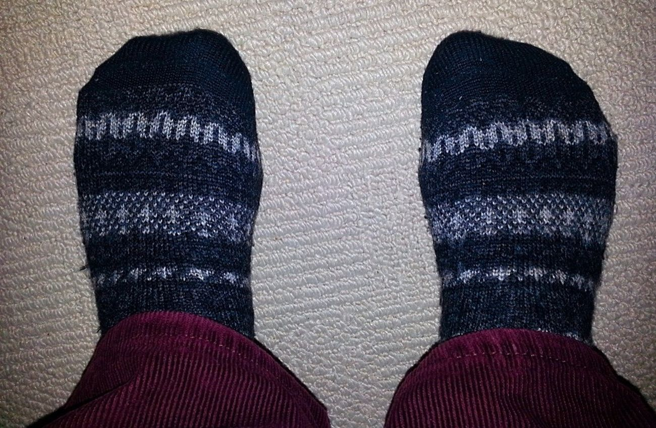 TK Maxx Socksie Always Be Cozy Charity Wooly Thanks For The Invite