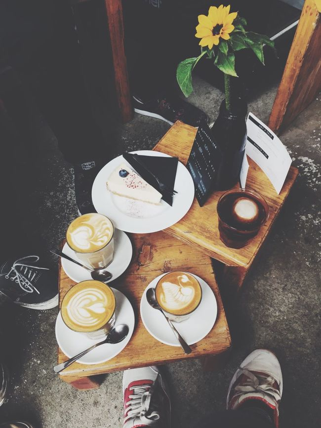 Coffee Time Flat White Coffeeaddict Love Travel Cologne
