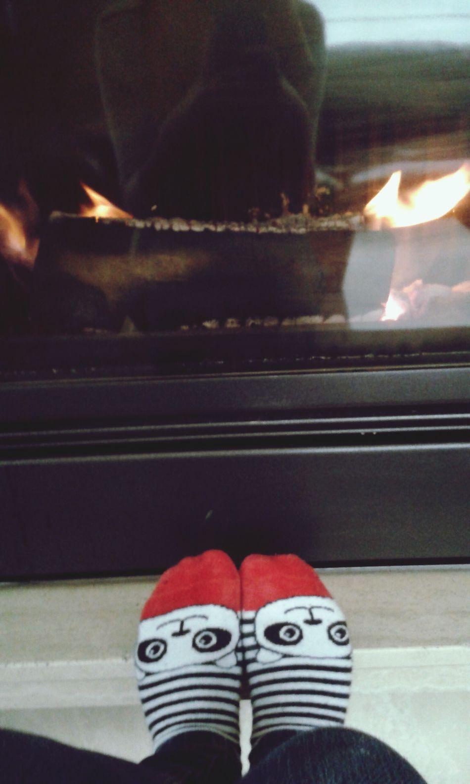 Lovely Warm'n'cosy Fire Love It ♡