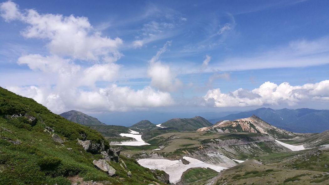 Mountain Landscape Outdoors Mountain Range No People Beauty In Nature 大雪山