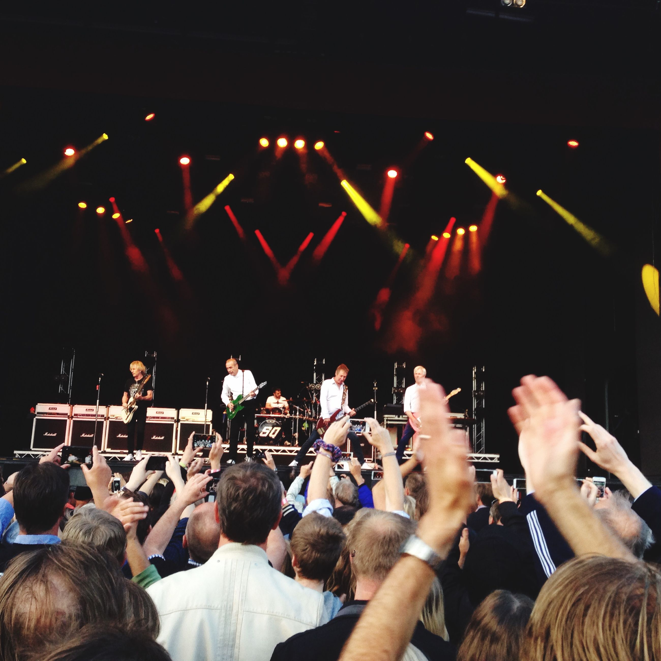 large group of people, crowd, arts culture and entertainment, lifestyles, leisure activity, illuminated, music, event, men, performance, togetherness, enjoyment, celebration, fun, night, person, nightlife, concert