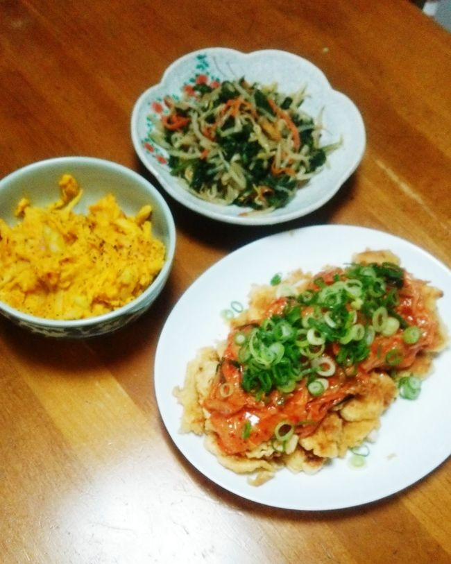 Japan Food 晩ご飯 美味い 手料理