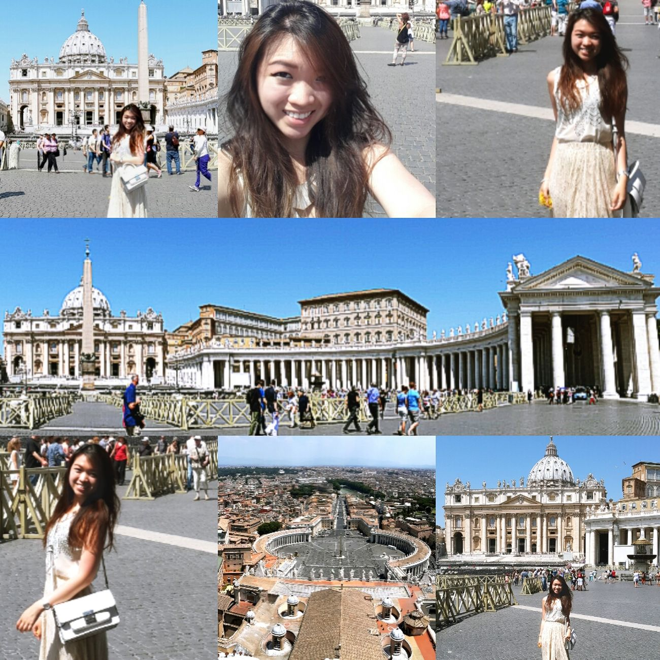 Enjoying Life Vatican Tourism Gorgeous